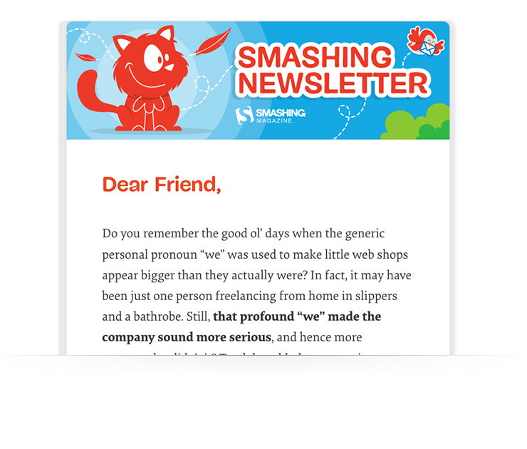 Newsletter Examples: How to Craft Irresistible Newsletter Content ...