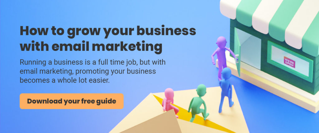 How to grow your email marketing guide